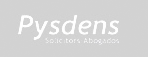 Click to visit Pysdens Solicitors website