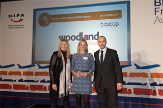 Supply Chain Management Award Winner: Woodland Group