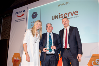 Air Cargo Services Award Winner: Uniserve Group