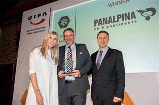 Cool Award Winner: Panalpina World Transport
