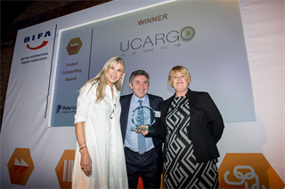 Project Forwarding Award Winner: U Cargo