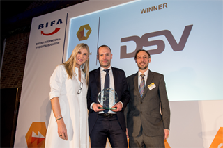 Staff Development Award Winner: DSV Road