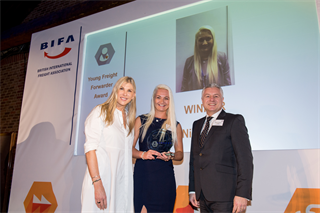 Young Freight Forwarder Award Winner: Nikki Hall