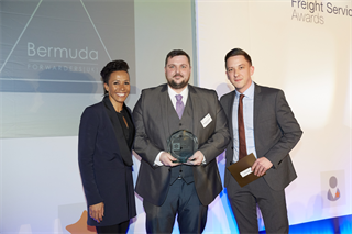 Cool Award Winner: Bermuda Forwarders (UK) Ltd