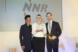 Ocean Services Award Winner: NNR Global Logistics UK Ltd