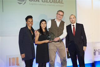 Supply Chain Management Award Winner: OIA Global Ltd
