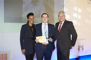 Young Freight Forwarder Award Winner: Luke Brown